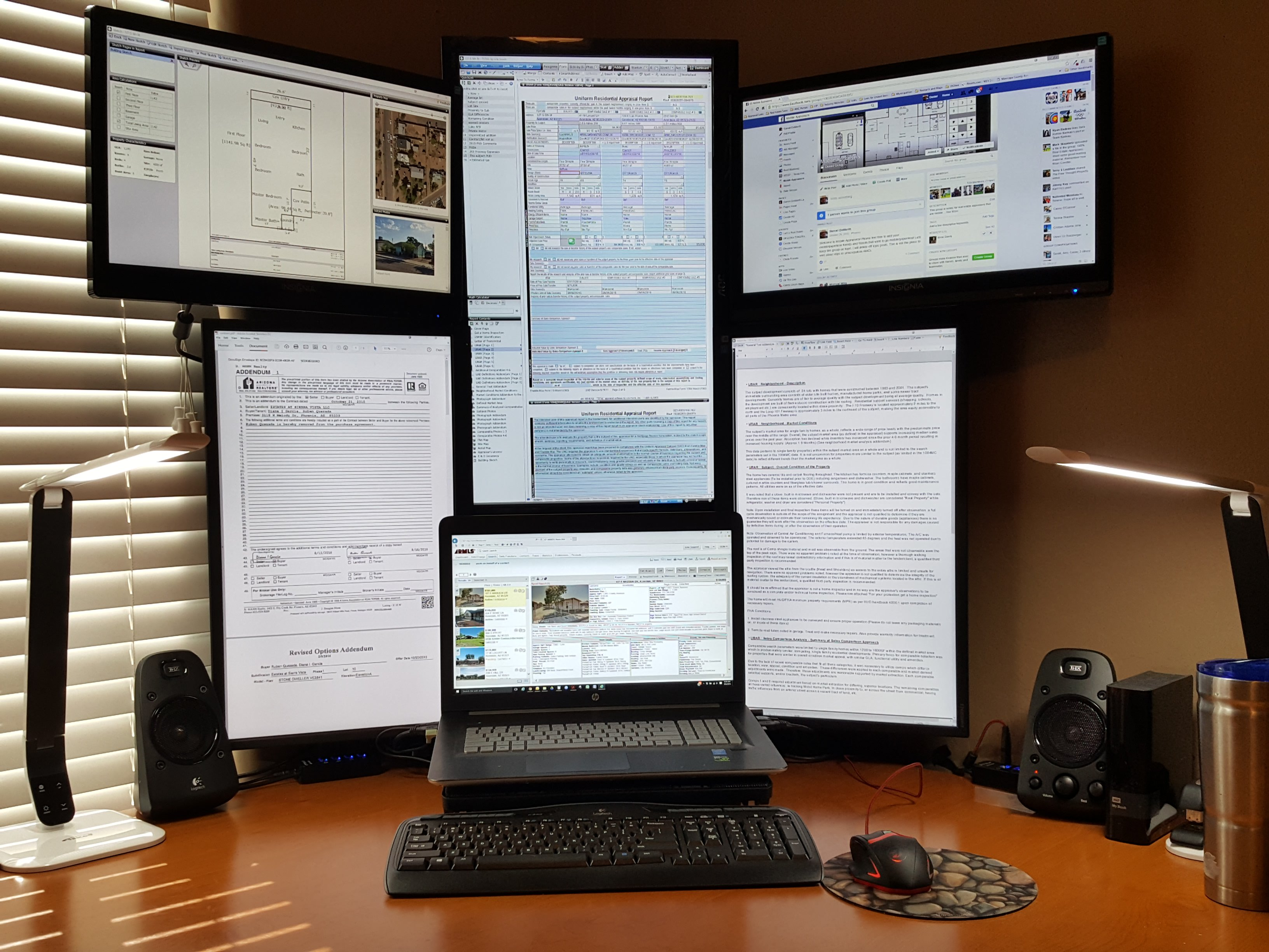 Up your multi-monitor game – Blog – a la mode